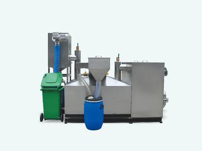 全自动隔油提升一体化设备HBGY-CQ